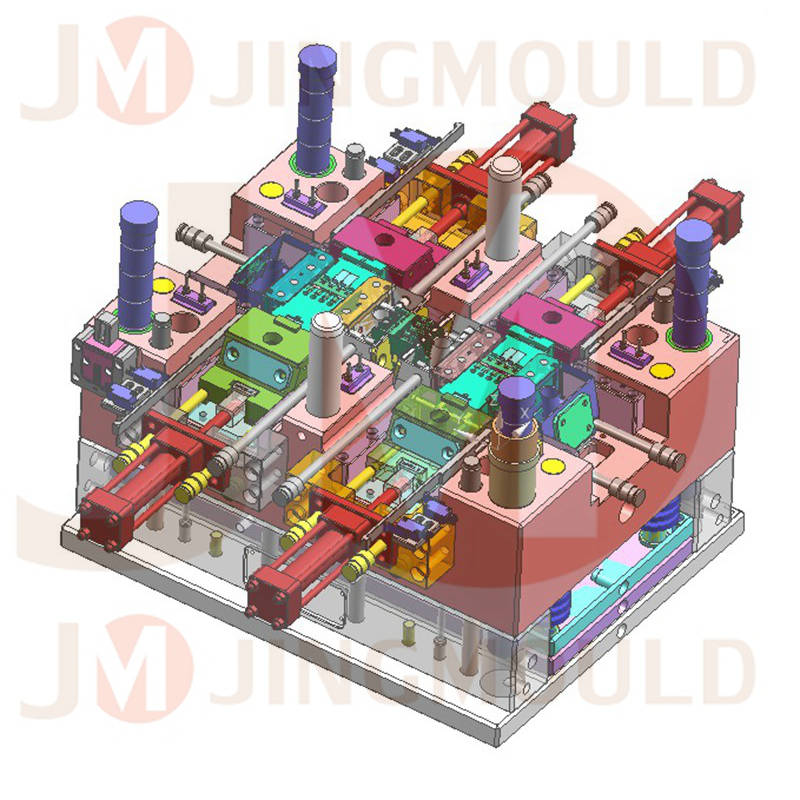 Spritzgusswerkzeug Industrieelektronik