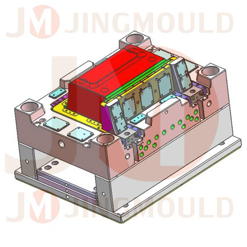Jingmould ist ein Experte für die Herstellung der auswechselbaren Kernform und der austauschbaren Kernform